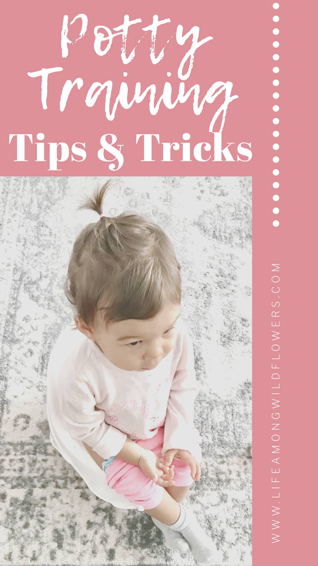 Are you wondering when the best time to start potty training is? Or what the fastest way to potty train is? Check out these potty training tips and tricks, and how we potty trained our toddler in just one week!